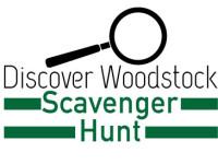 Downtown Woodstock GA scavenger hunt 2014