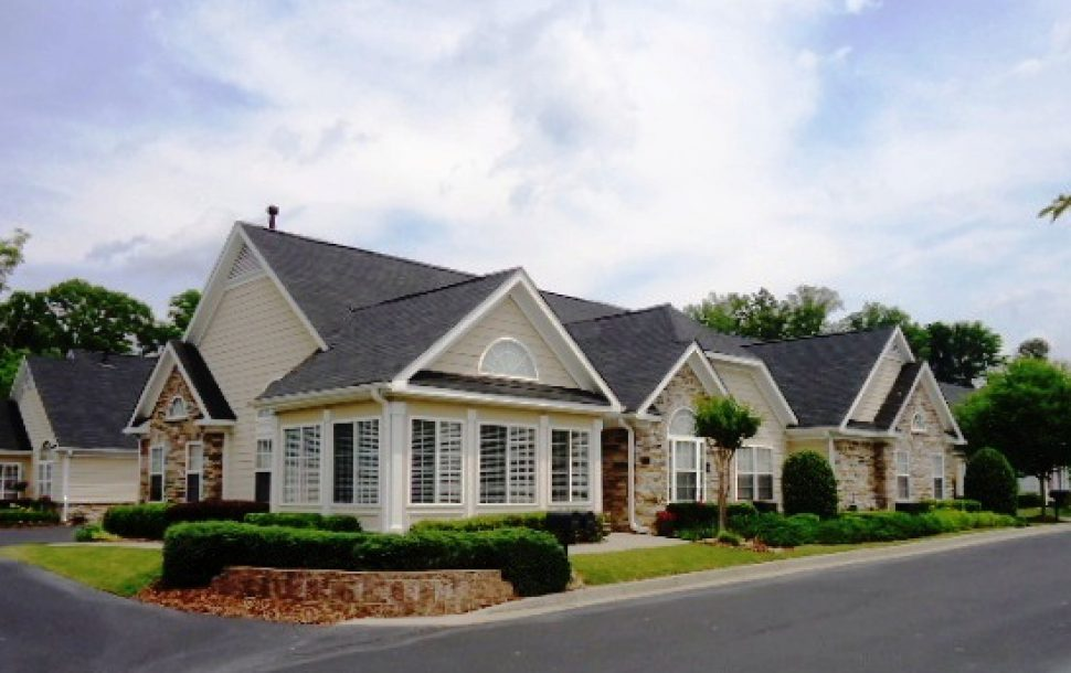Ranch Patio Home Orchards Windward In Alpharetta Red Hot